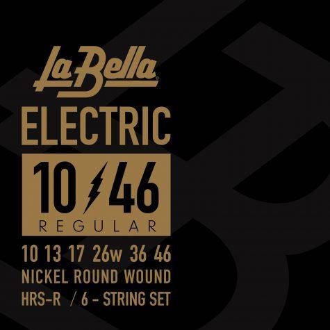 HRS-R Electric Guitar – Regular 10-46