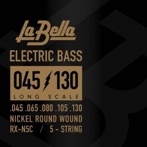 La Bella Electric Bass strings 045-130 5 strings