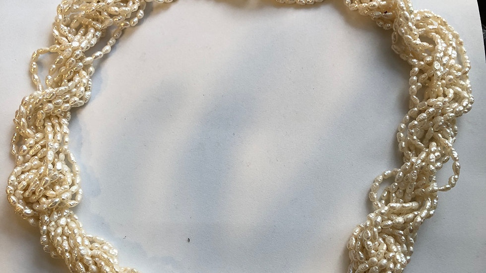 River Pearls Necklace