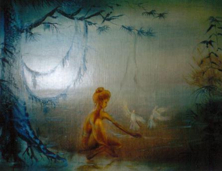 La-fille-a-la-source-aux-colombes