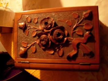 Sculpture en bois I