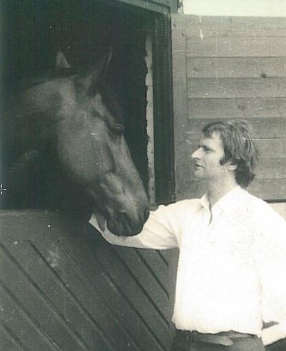 il y a 50 ans premier cheval Evedefloste