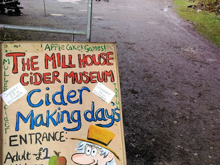 Cider Making Open Day 2017