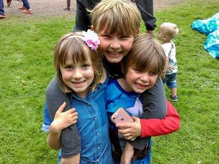 Fundraising Fun Day for William