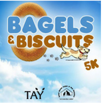 BAGELS AND BISCUITS 5K RUN WALK