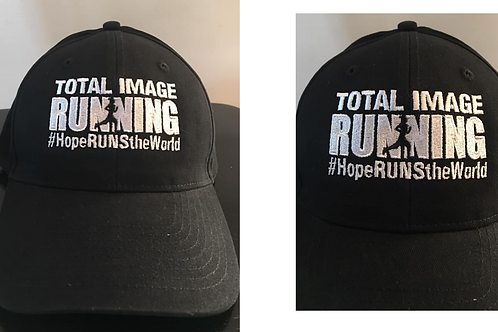 Total Image Running Baseball Cap