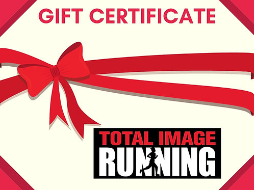 GIFT CERTIFICATES $20 and up