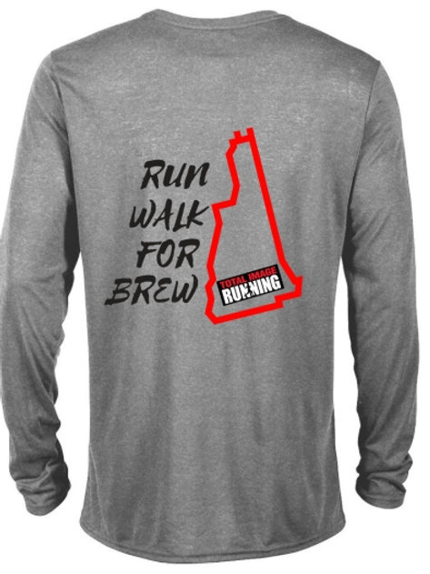 Adult Long Sleeve Performance T-Shirt