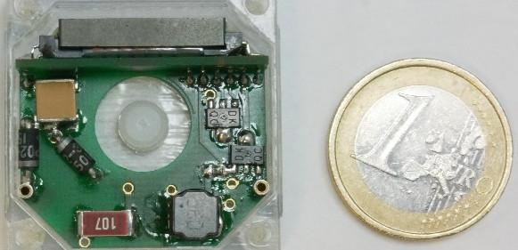 Miniaturisierte DE HV-Elektronik