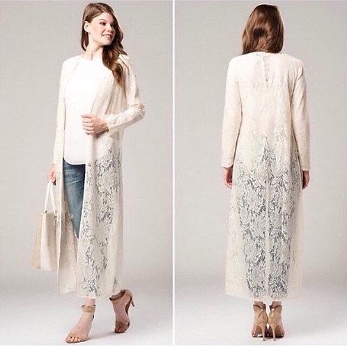 White Lace Mantaeu
