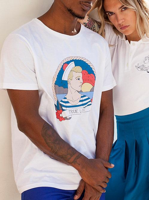 """T-shirt """"True love Maxence"""""""
