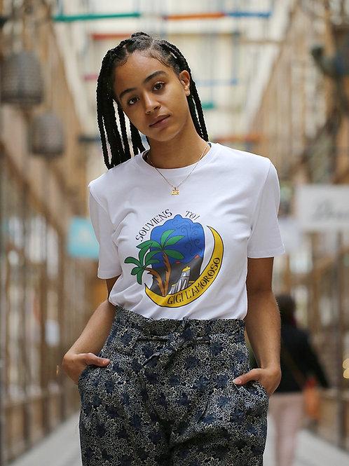 """T-shirt """"Gigi l'Amoroso"""""""