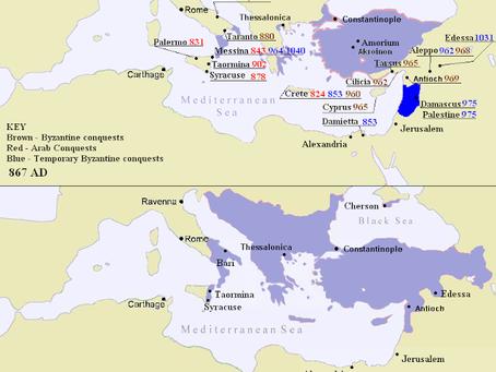 The Byzantine History Of Cyprus
