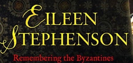 An interview for the site of the Byzantine fiction author: Eileen Stephenson