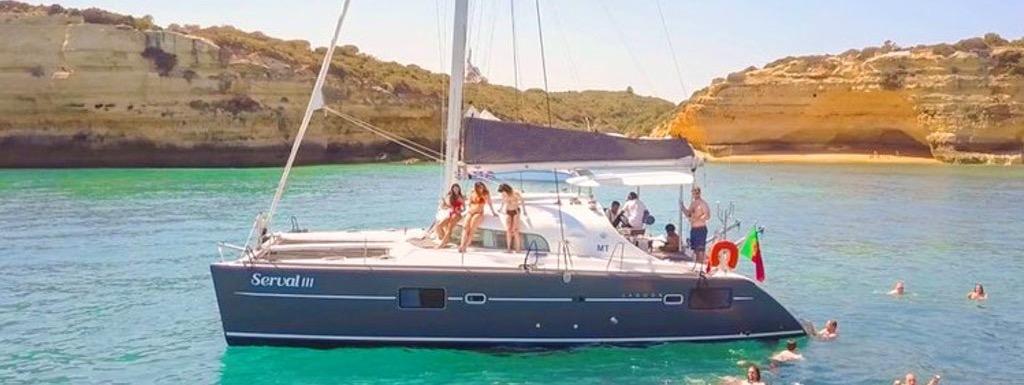Catamaran Albufeira Charter