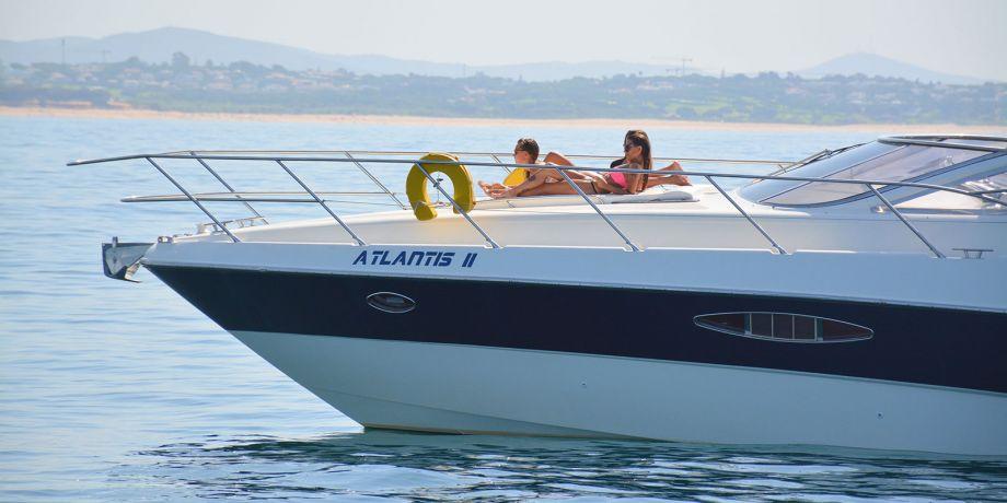 Vilamoura Boat Rental