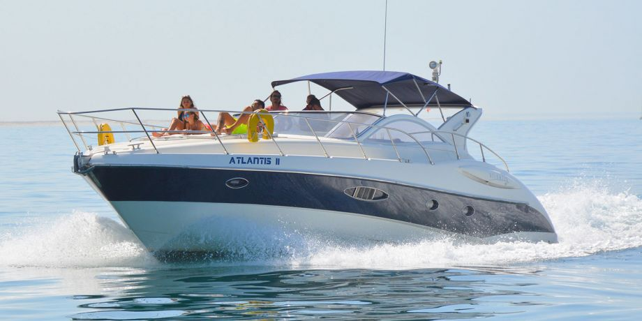 Power Boat Rent Vilamoura