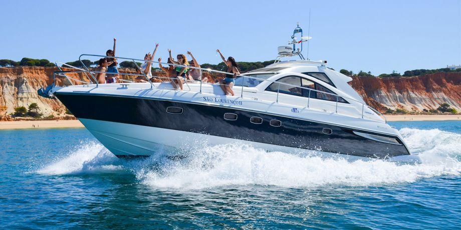 Power Boat  Rental Vilamoura