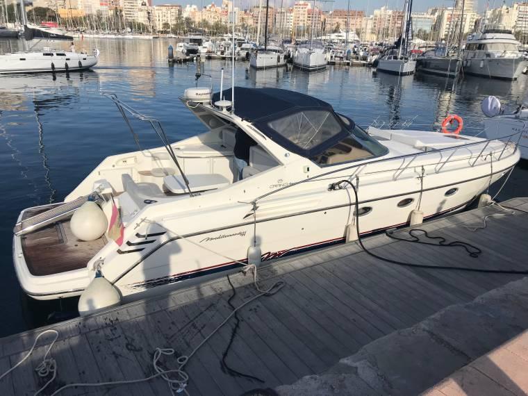 Power Boat Faro