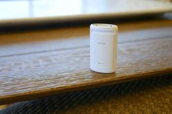 ionizo on the desk