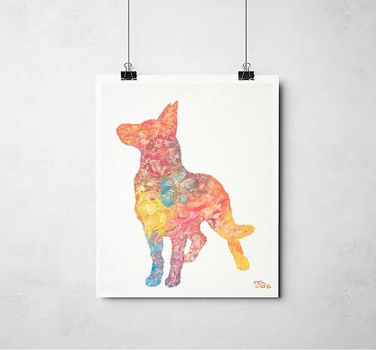 Print - Shepherd