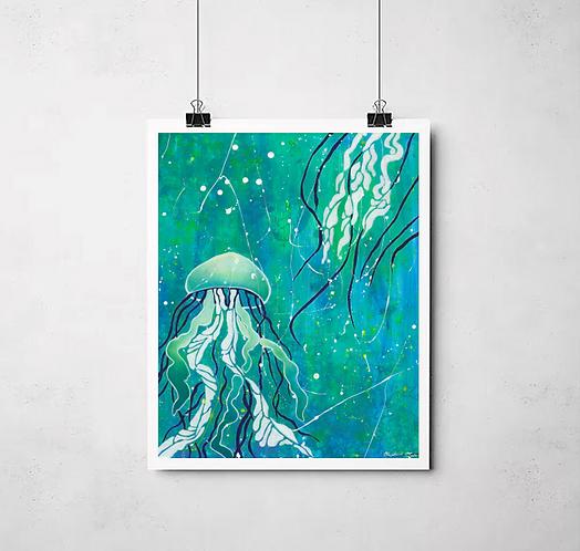 Print - Submerged