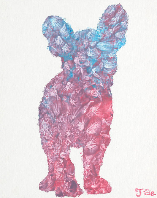 Painting - Frenchie