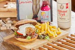 BAG - Burger de cochon lait