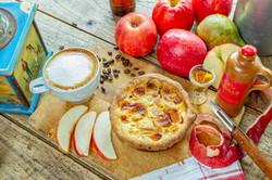 BAG - Tarte aux pommes