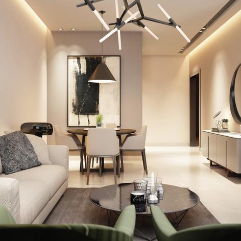 Al Rehab Apartment