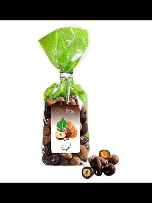 Gourmandises au chocolat Nougalet
