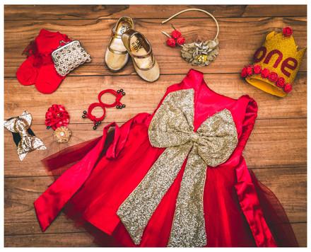 Dress Up - 1st birthday celebration