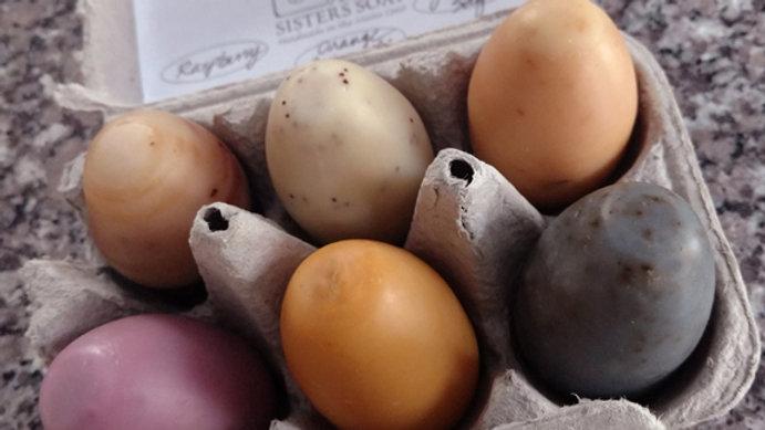ws_6 Soap Eggs in a Carton