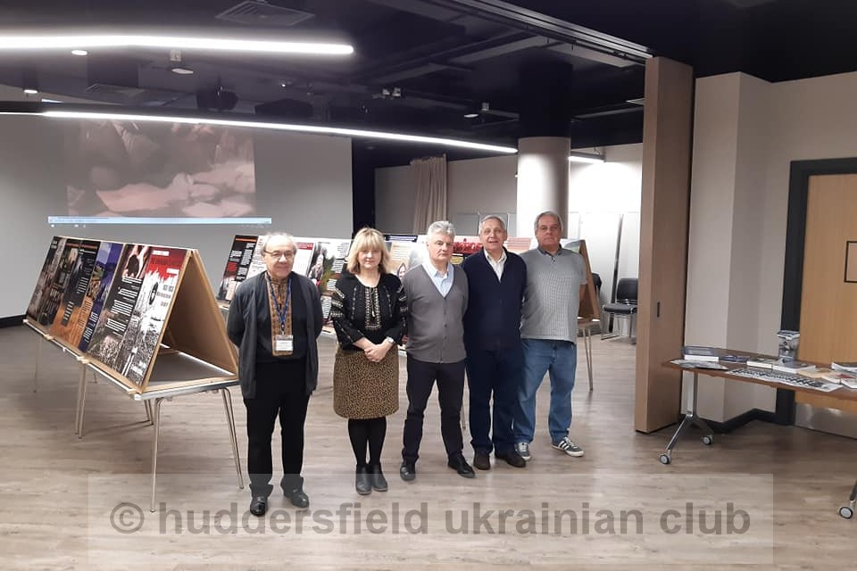 Holodomor Exhibition - 27/11/19