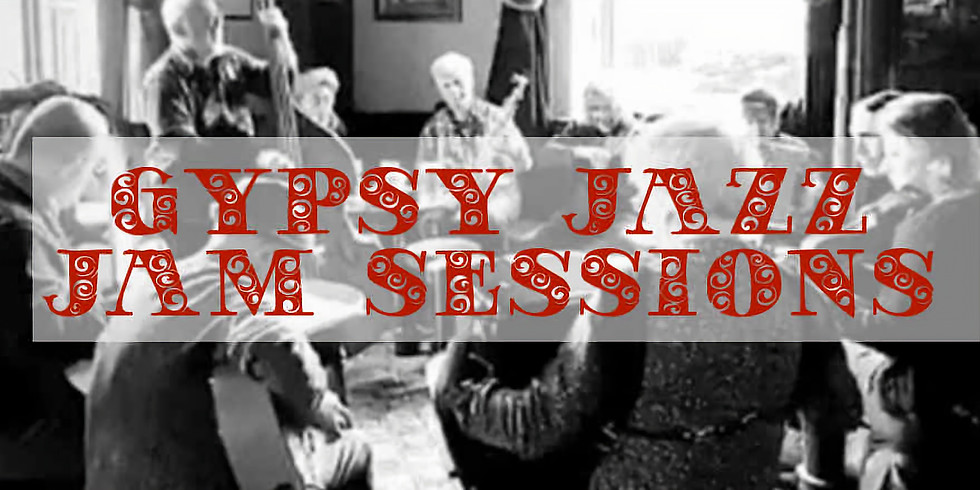 Gypsy Jazz Jam Sessions April 2020