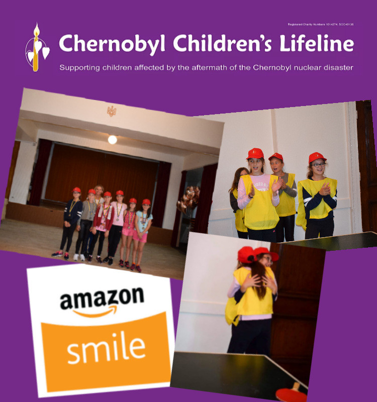 CCLL and Amazon Smile