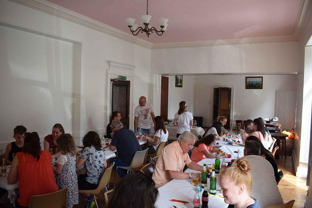 Ukrainian Pysanky in Huddersfield, West Yorkshire