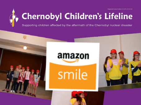 Support the CCLL charity with Amazon Smile
