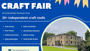 Our 2021 Summer Craft Fair was a huge success!
