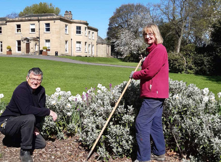 Meet the Club's Amazing Gardening Team