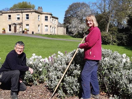Meet the Club's Amazing Gardening Team