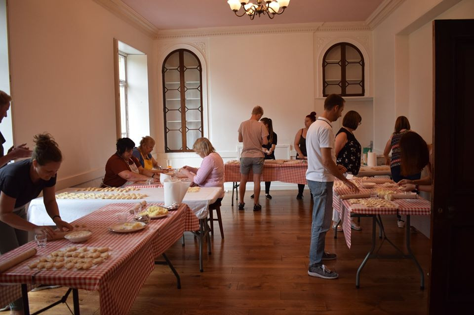 Varenyky Cookery Lessons