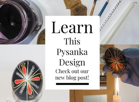 How to Write a Pysanka.