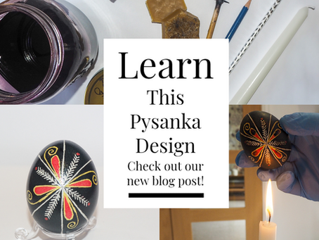 How to Write a Pysanka.