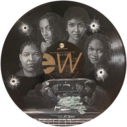 Set It Off - Vinyl Art
