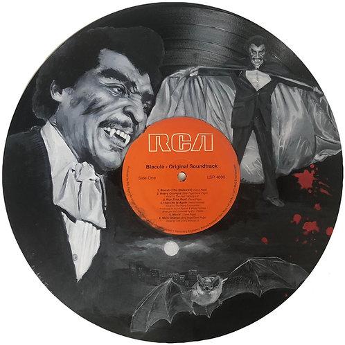 Blacula - Vinyl Art