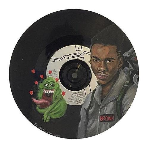 Bobby Brown - Vinyl Art