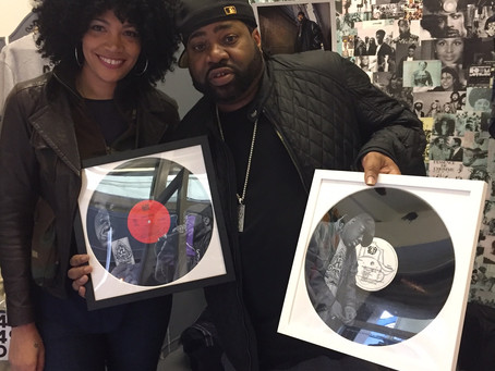 Lord Finesse is certainly Hip to the Game...