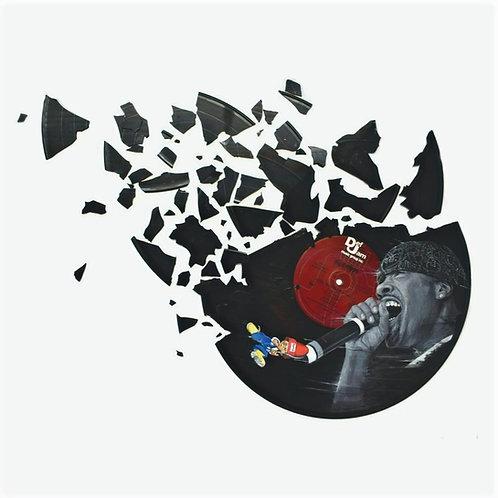 Redman - Vinyl Art