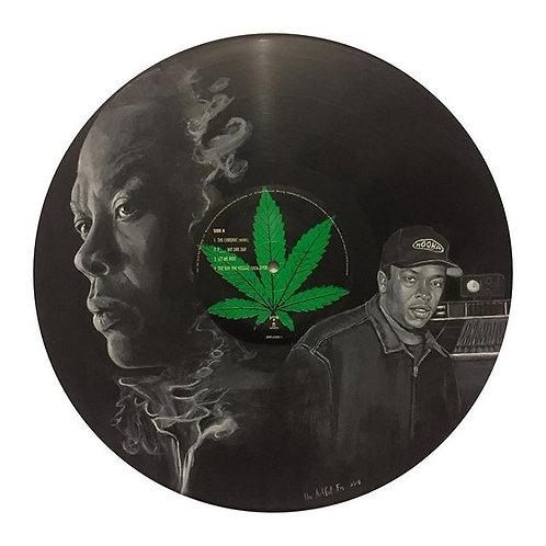 Dr Dre - Vinyl Art